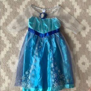 Other - Elsa Dress Up Dress